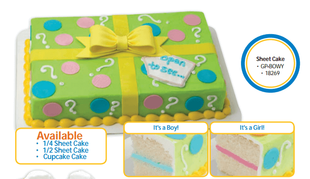 How Much Are Baby Shower Cakes At Walmart