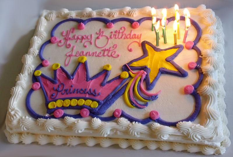 Costco Birthday Cakes Prices