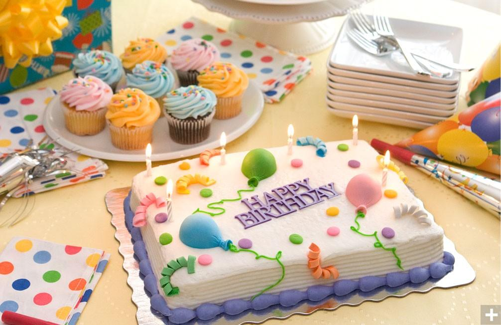 Picture For Image Birthday Cake Kitten Lion