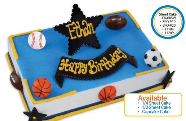 Walmart Cake Prices Designs And Ordering Process