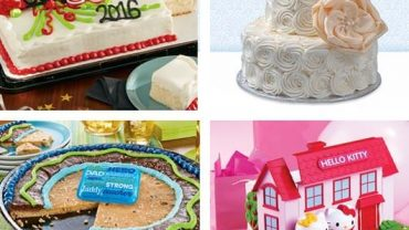 Walmart cake prices and designs.