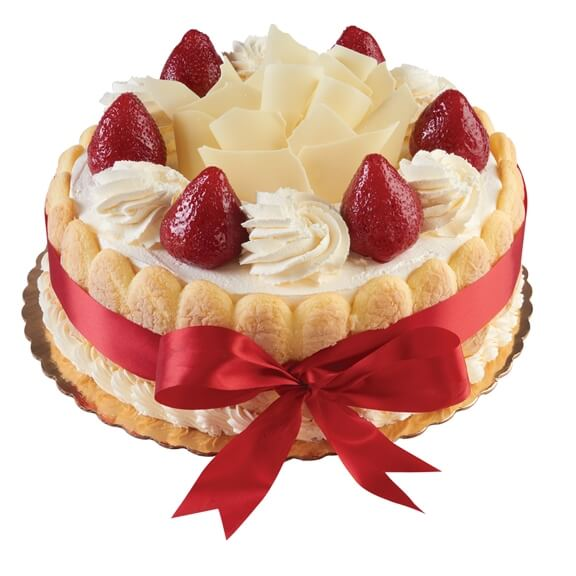 shoprite cakes strawberry shortcake