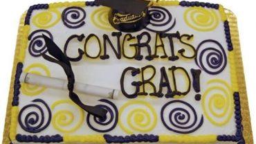 albertsons cakes graduation cake