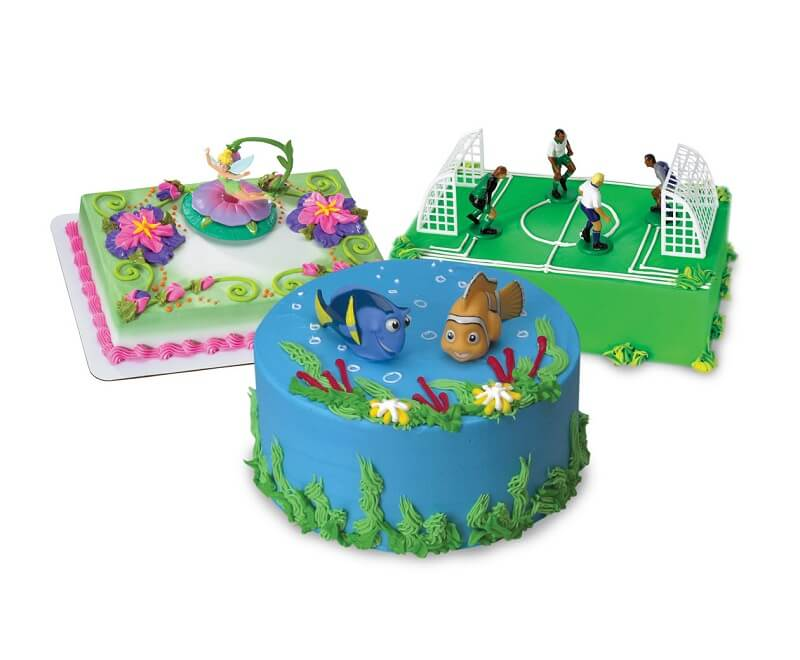 themed cold stone cakes for children