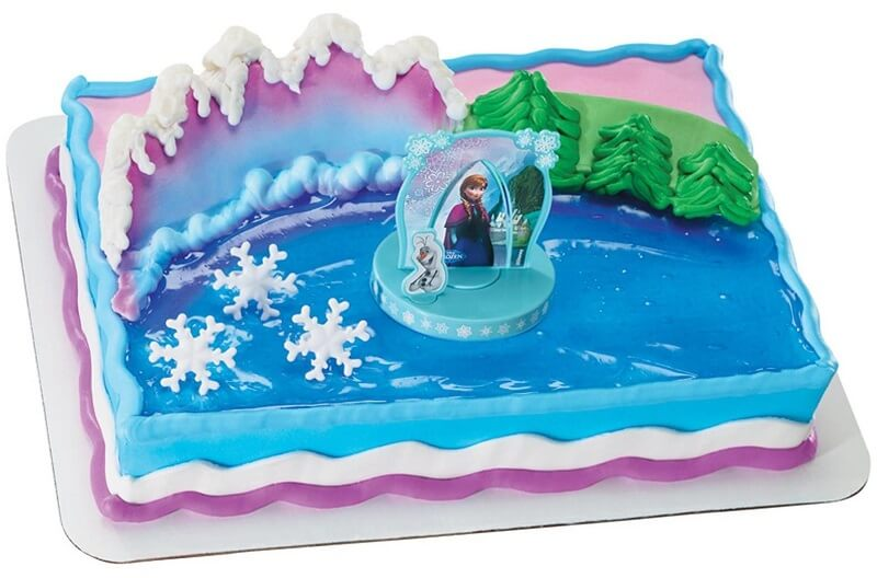 dairy queen frozen cake