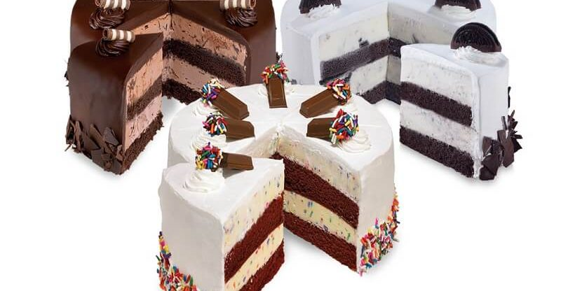 signature cold stone cakes