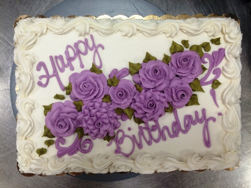 Bakery At Walmart Birthday Cake Prices