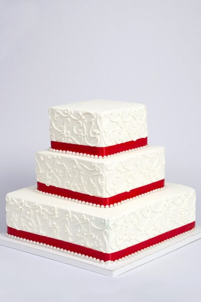 central market wedding cake design