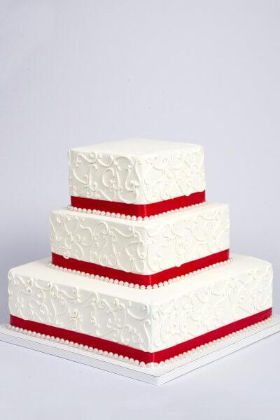 central market wedding cake design