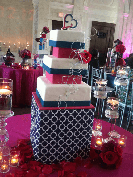 couture cakes 6 tier cake