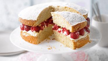 Waitrose Ice Cream Cake
