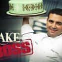 Buddy Valastro holding a cake