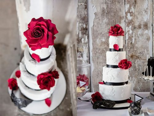 design wedding cake