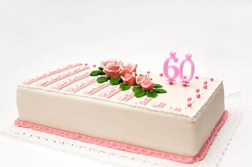 How Much Notice For Birthday Cake