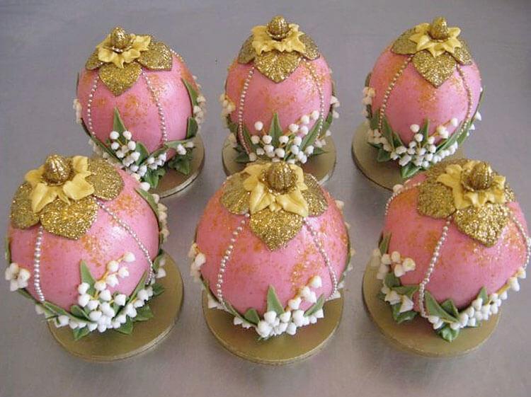 Sylvia Weinstock cakes