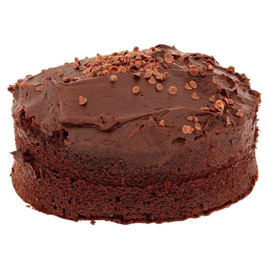 Tesco Finest Chocolate Cake