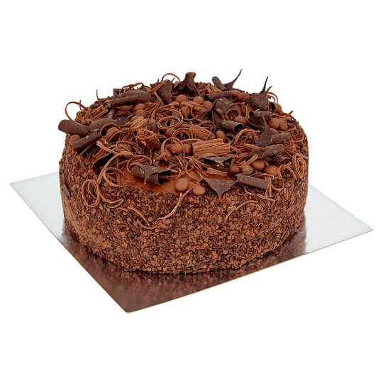 Tesco Triple Layer Chocolate Cake