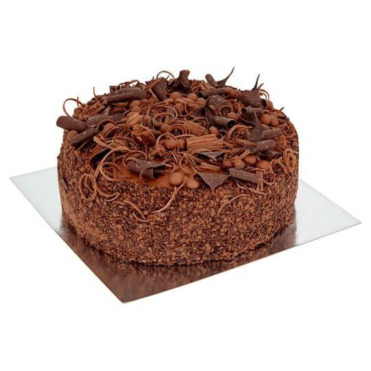 Tesco Triple Layer Chocolate Cake