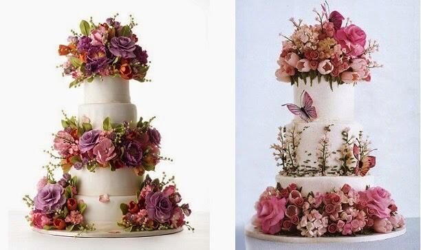Sylvia Weinstock Cakes botanical cakes