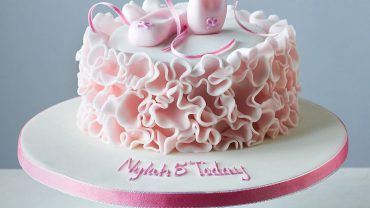 marks and spencer baby shower cake