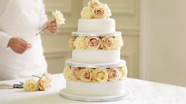waitrose wedding cake