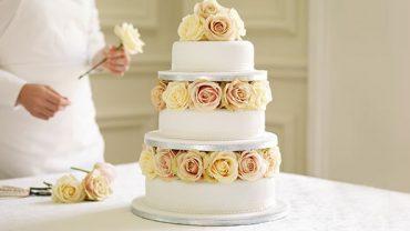 waitrose wedding cake