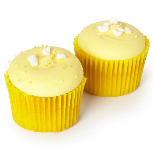 morrisons lemon cupcakes