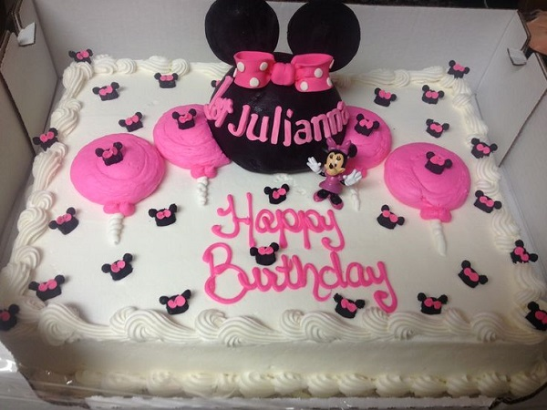 order birthday cakes - costco birthday cake
