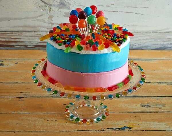 marble slab cakes