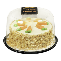 carrot cake from Superstore