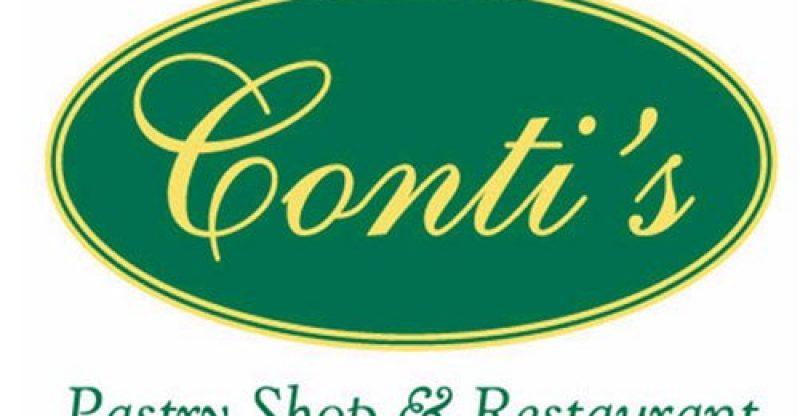 logo for conti's