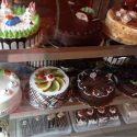 Denish cake display