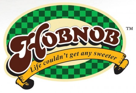 logo for hobnob