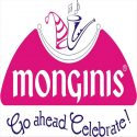 logo for monginis cakes