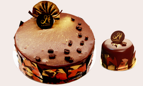 two sizes of the Monte Carlo cake
