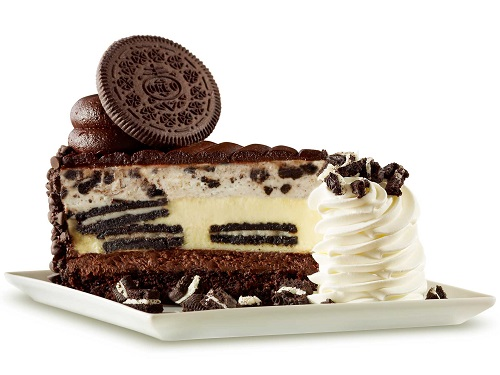 cheesecake with oreos
