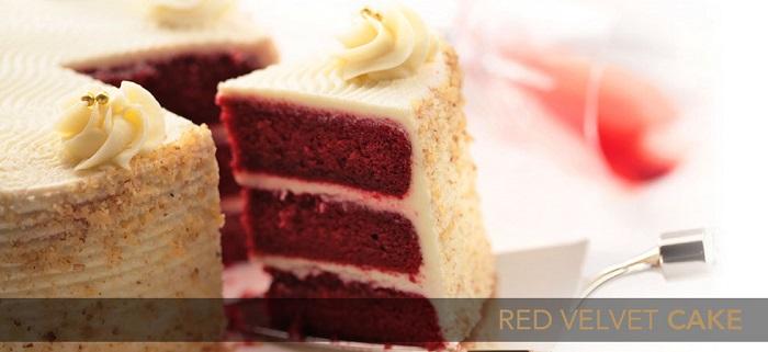 Labonel red velvet cake