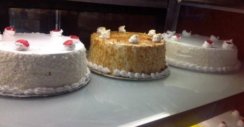 cakes from Sweet Chariot