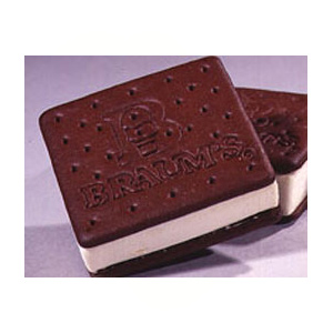 Braums Ice Cream Sandwich