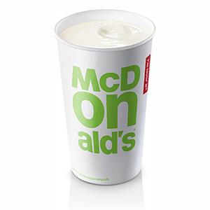 Mcdonalds Classic Milkshake