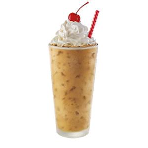 OREO peanut butter master shake