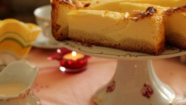 pumpkin cheesecake board