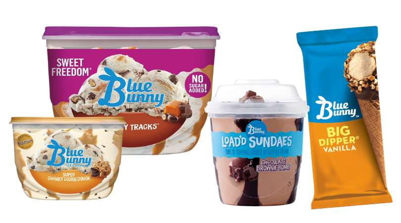 Blue Bunny Ice Cream Flavors, Prices, Desserts, and Ordering Process