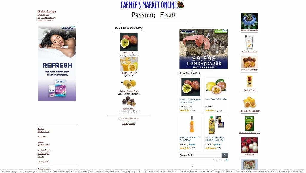 Farmer's Market Online